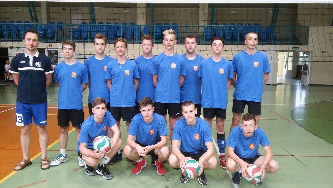 Andrychowianie reprezentowali Małopolskę na Mistrzostwach Polski