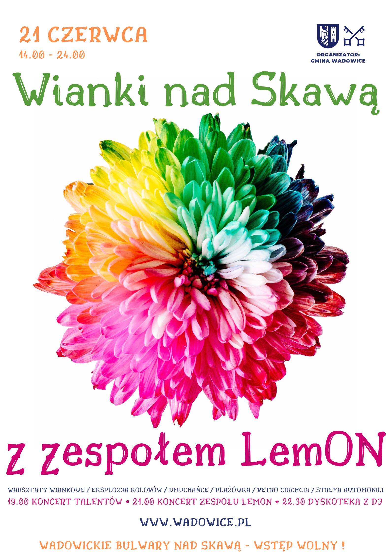 W piątek duża plenerowa impreza w Wadowicach