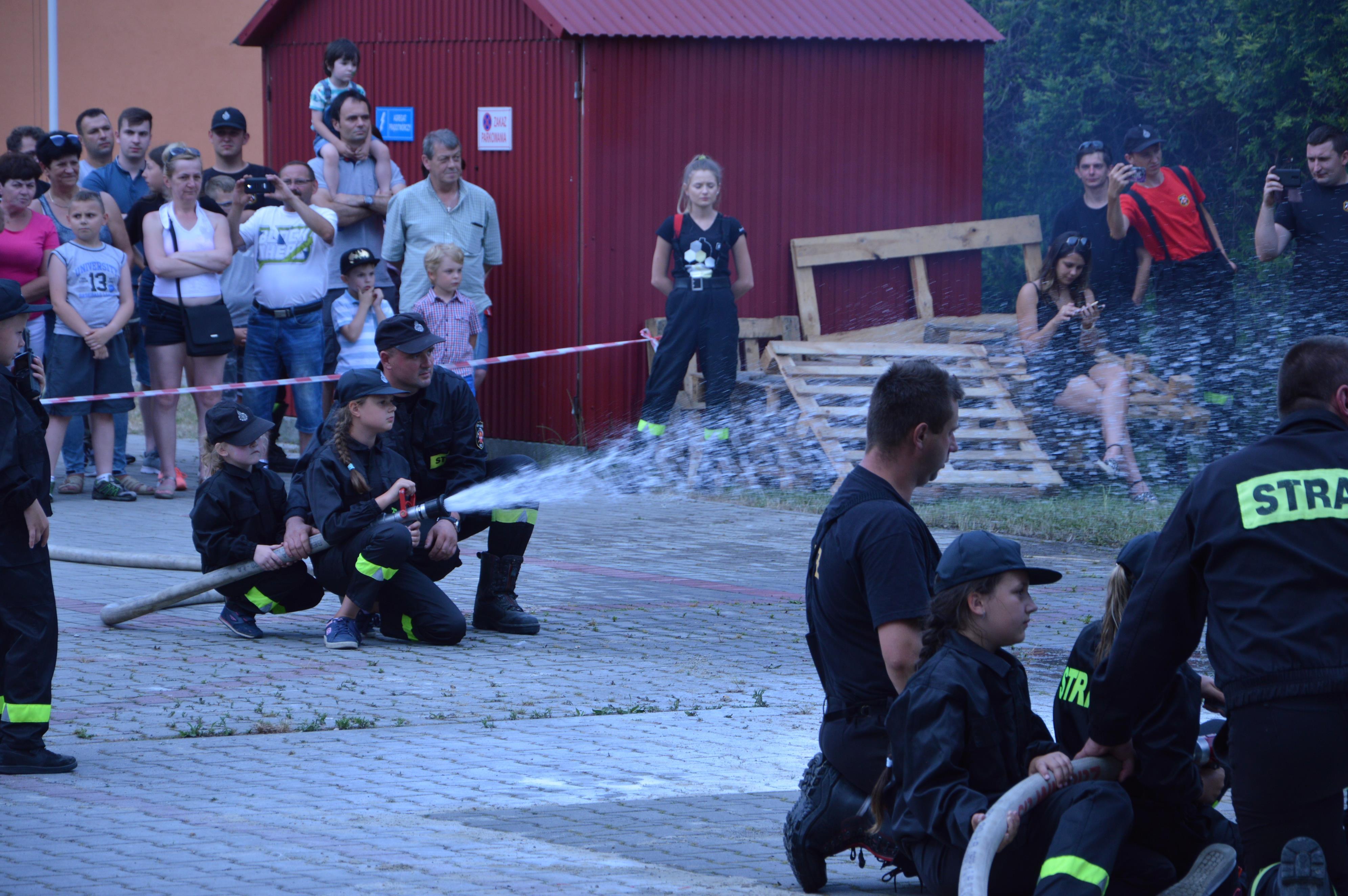 Sporo się działo na Dniu Otwartym u strażaków ochotników [FOTO]
