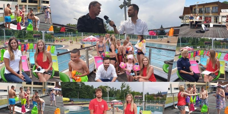 Bezpieczne wakacje z mamNewsa.pl i partnerami [VIDEO]