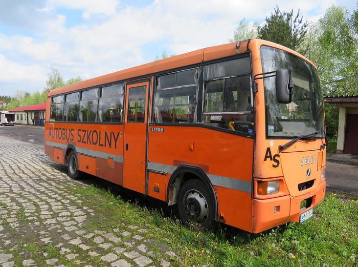 19-letni autobus szkolny na sprzedaż. Ktoś chętny?