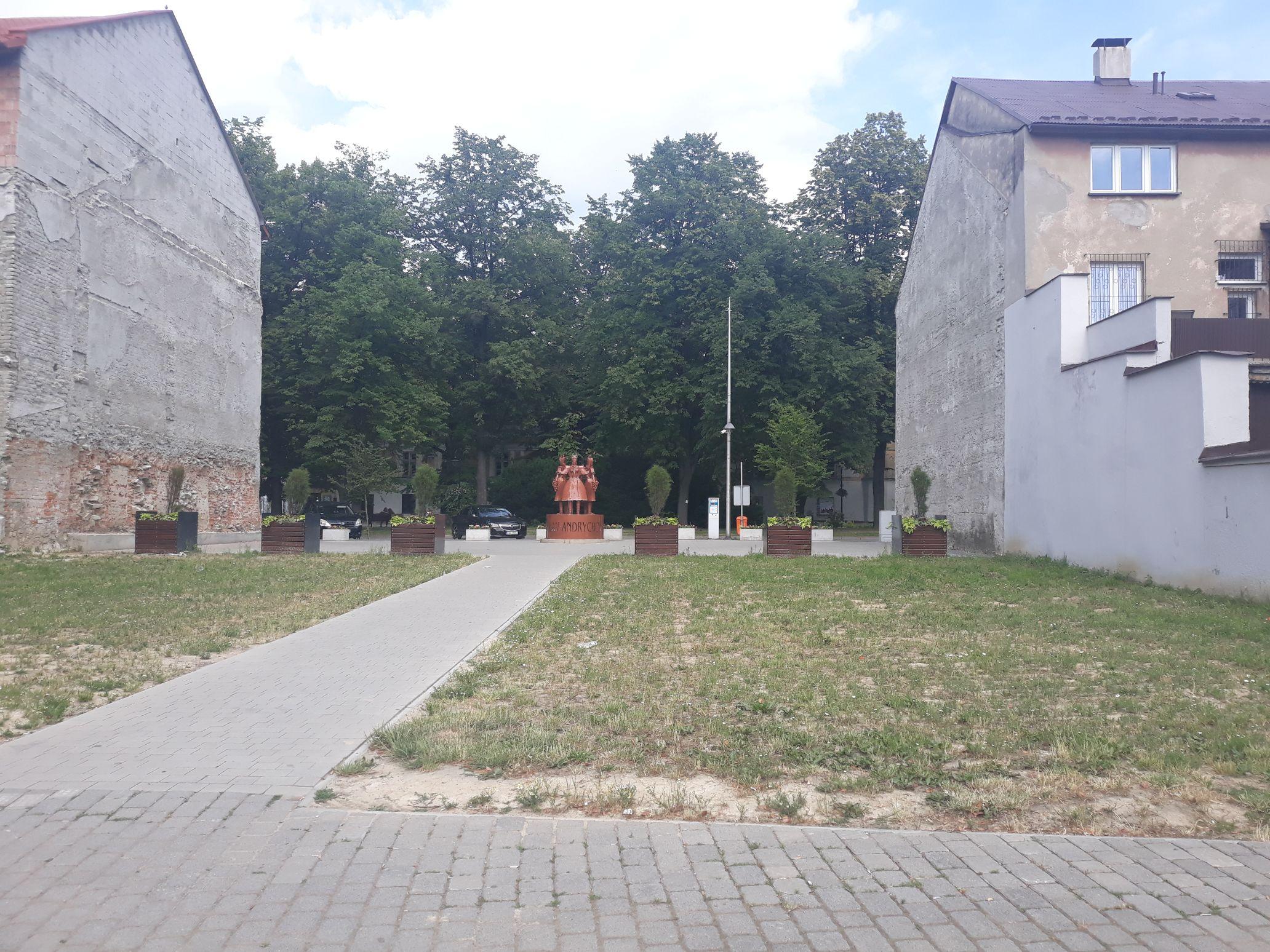 City Plaża w centrum Andrychowa już od 30 czerwca