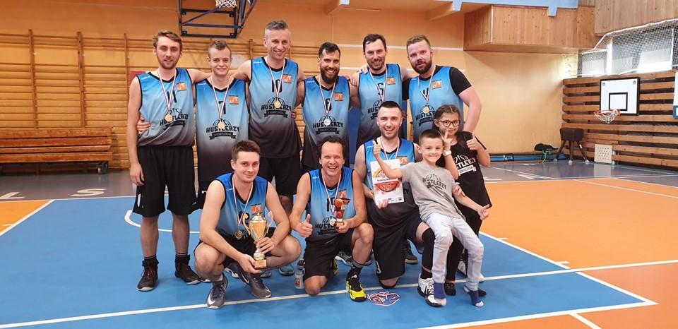 Hustlerzy Andrychów ponownie najlepsi w II lidze BLK!!!