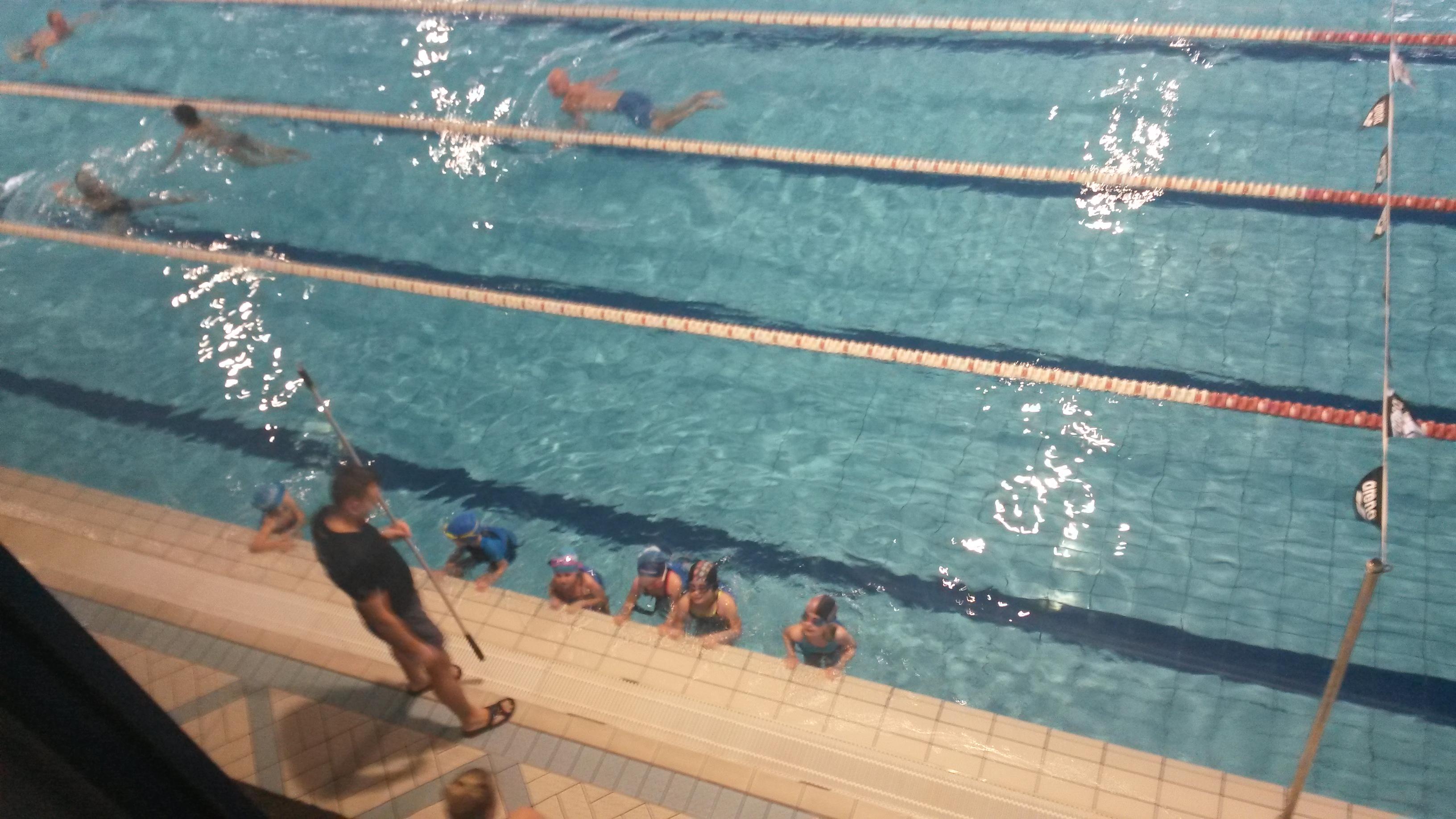 Wakacyjna promocja na basenie