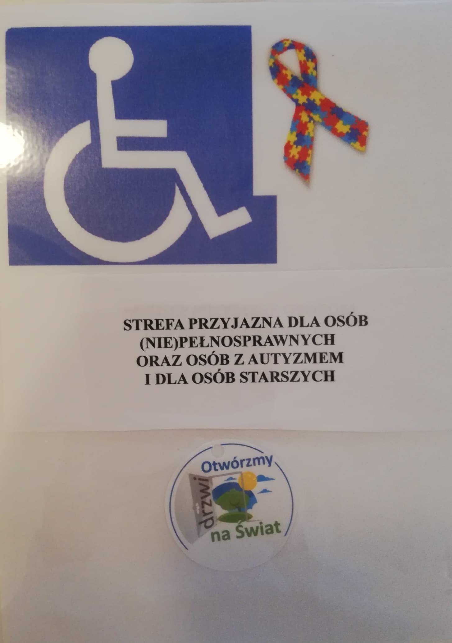 Specjalna strefa dla osób niepełnosprawnych i starszych podczas Dni Andrychowa