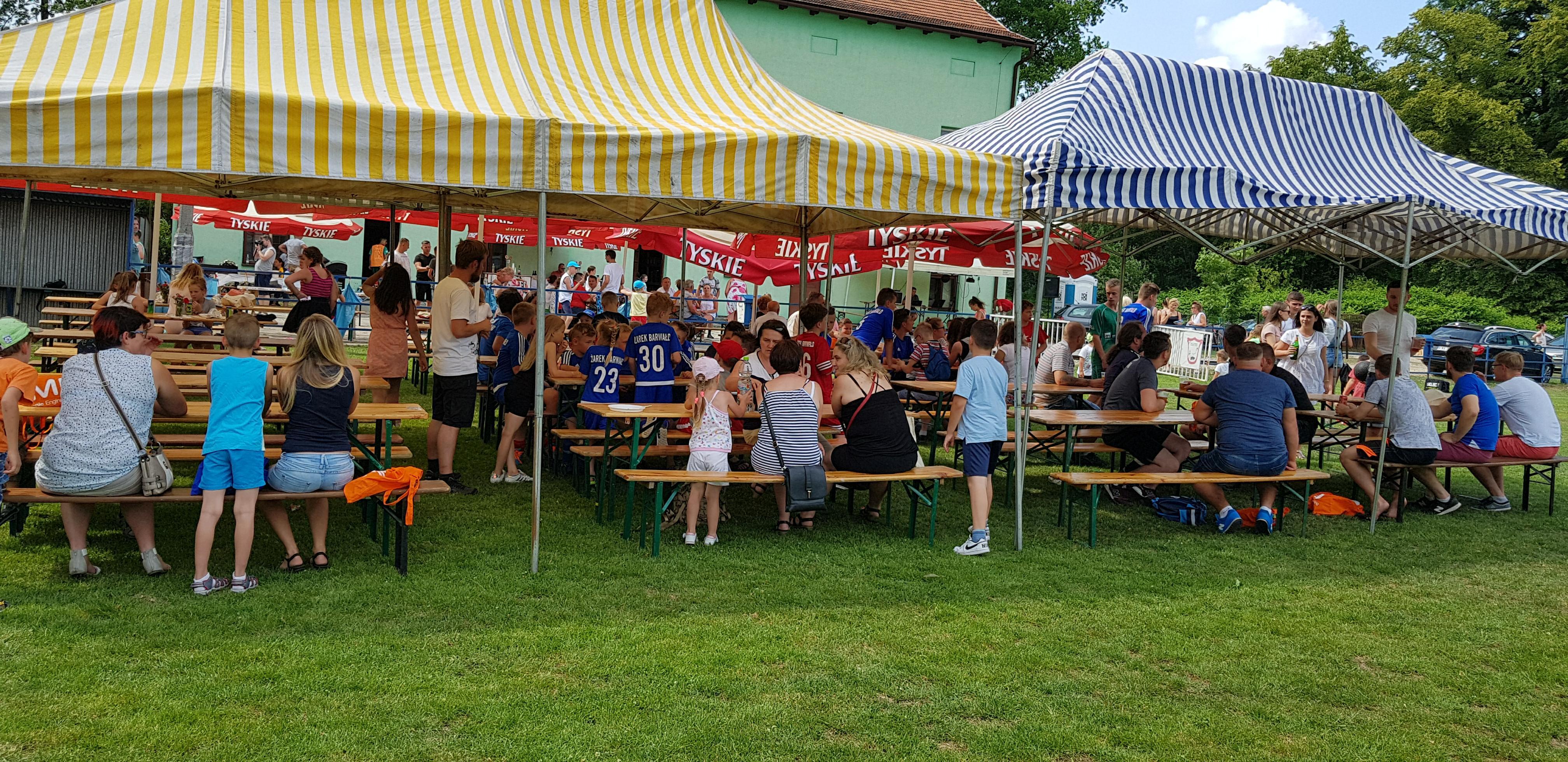 Grillowisko, czyli wielki niedzielny piknik rodzinno-sportowy
