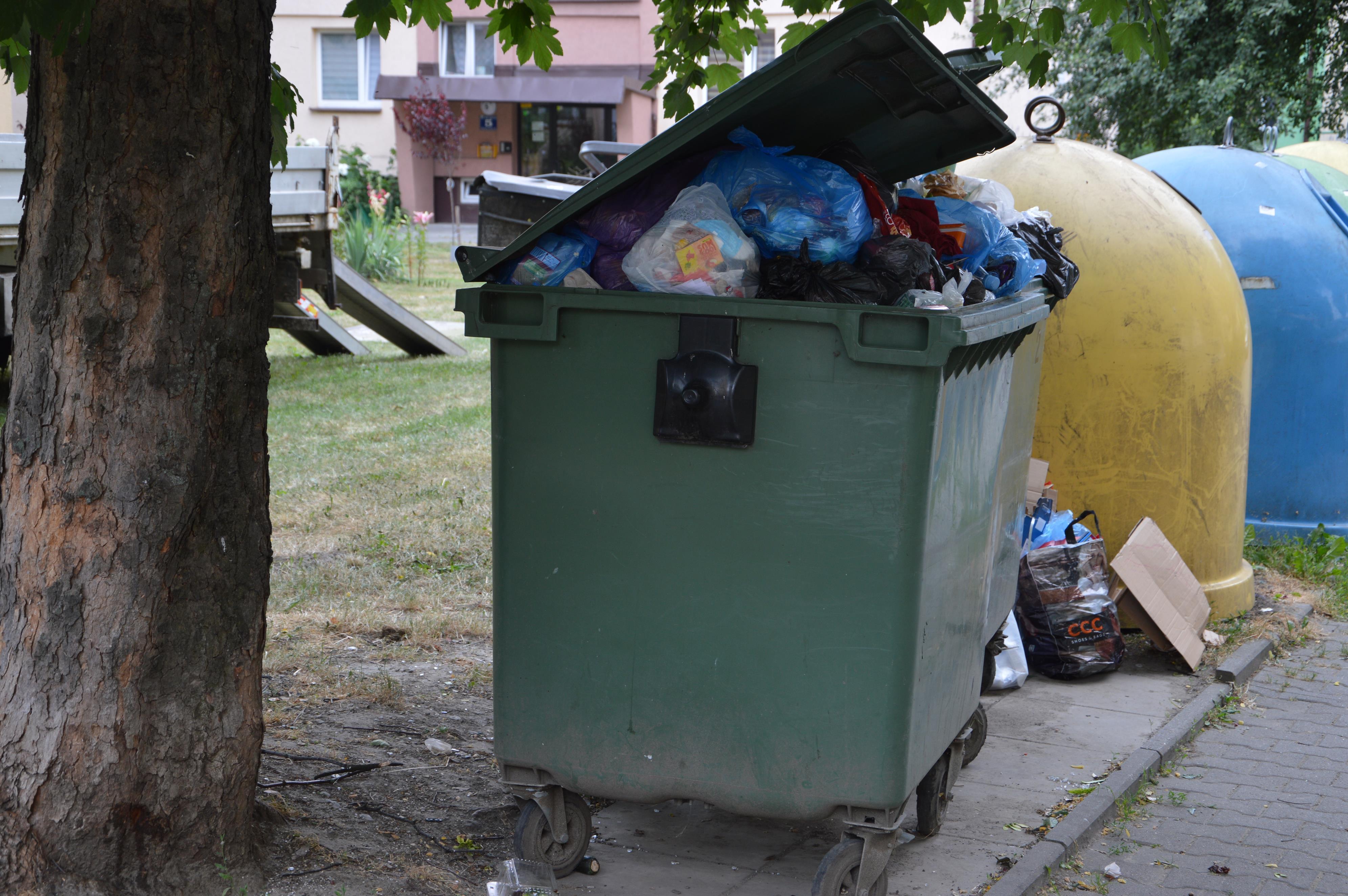 Kryzys śmieciowy. Na razie tragedii nie ma, ale robi się nieciekawie