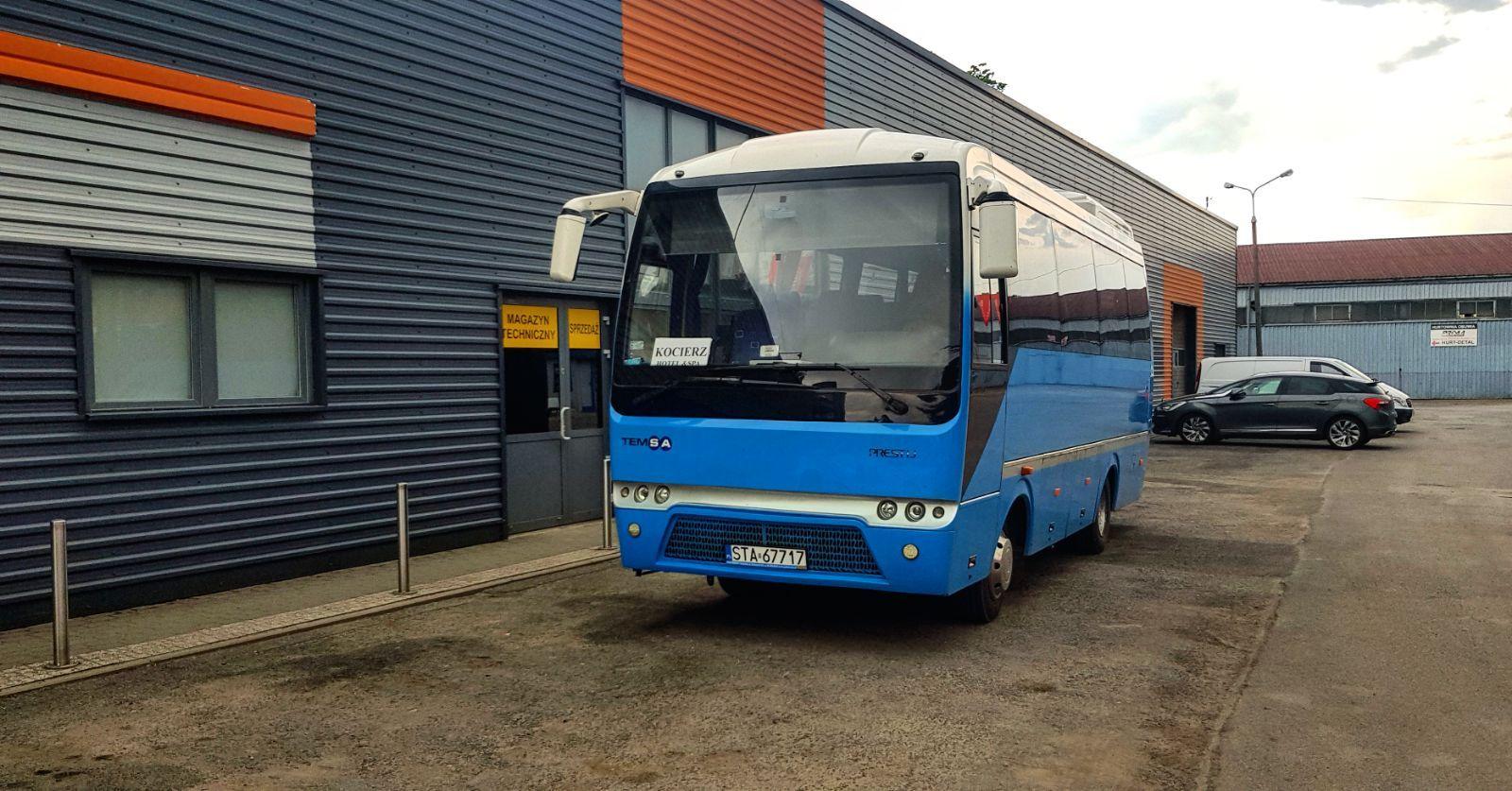 Kiedy autobusy pojadą na Kocierz?