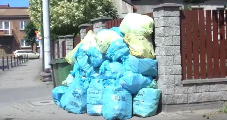 Wadowicki kryzys śmieciowy coraz bardziej denerwuje mieszkańców. 'Toniemy w śmieciach'