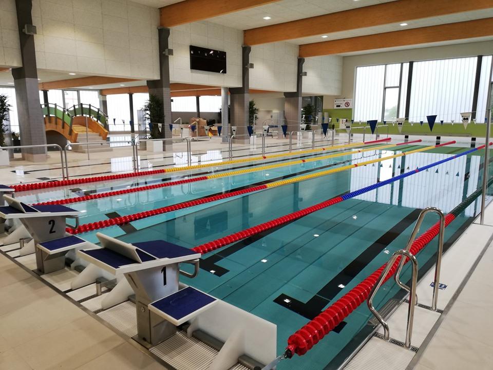Planowane jest huczne otwarcie nowego basenu. Wiadomo kiedy