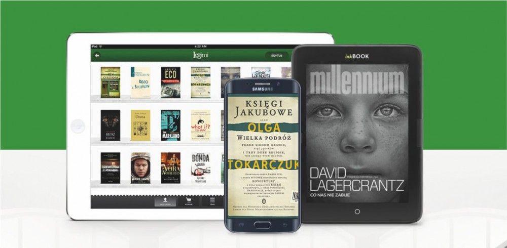 Nowa oferta biblioteki - baza 60 000 ebooków