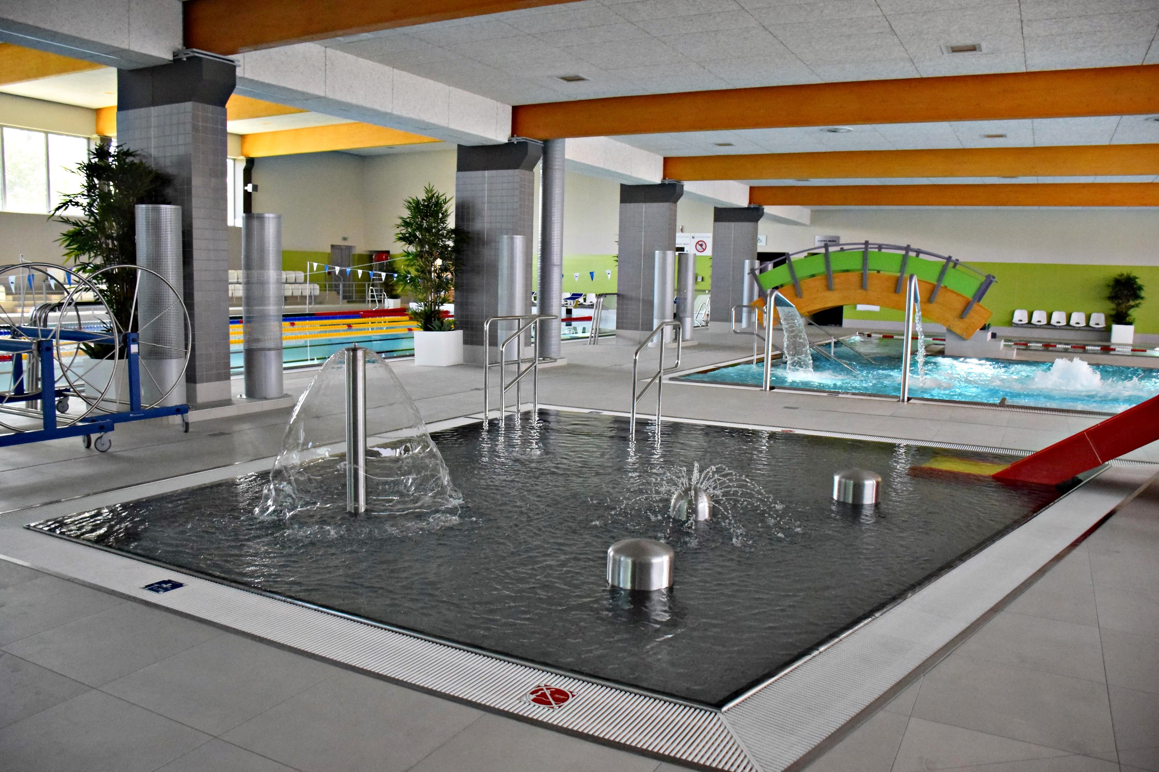 Tak wygląda nowy basen w Andrychowie [VIDEO] [FOTO]