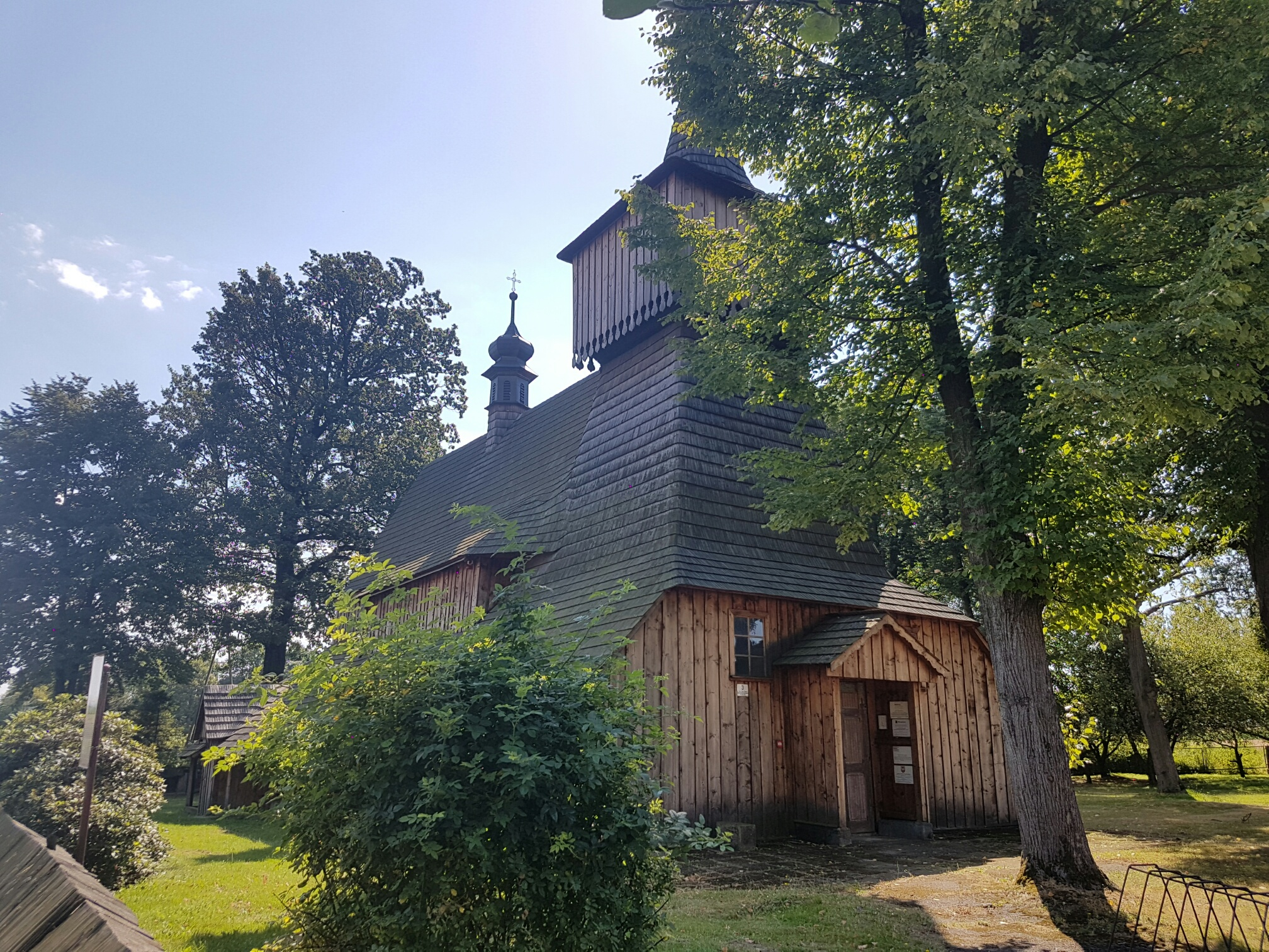 Zabytkowy kościół w Nidku po raz kolejny w wakacje udostępniony dla mieszkańców i turystów