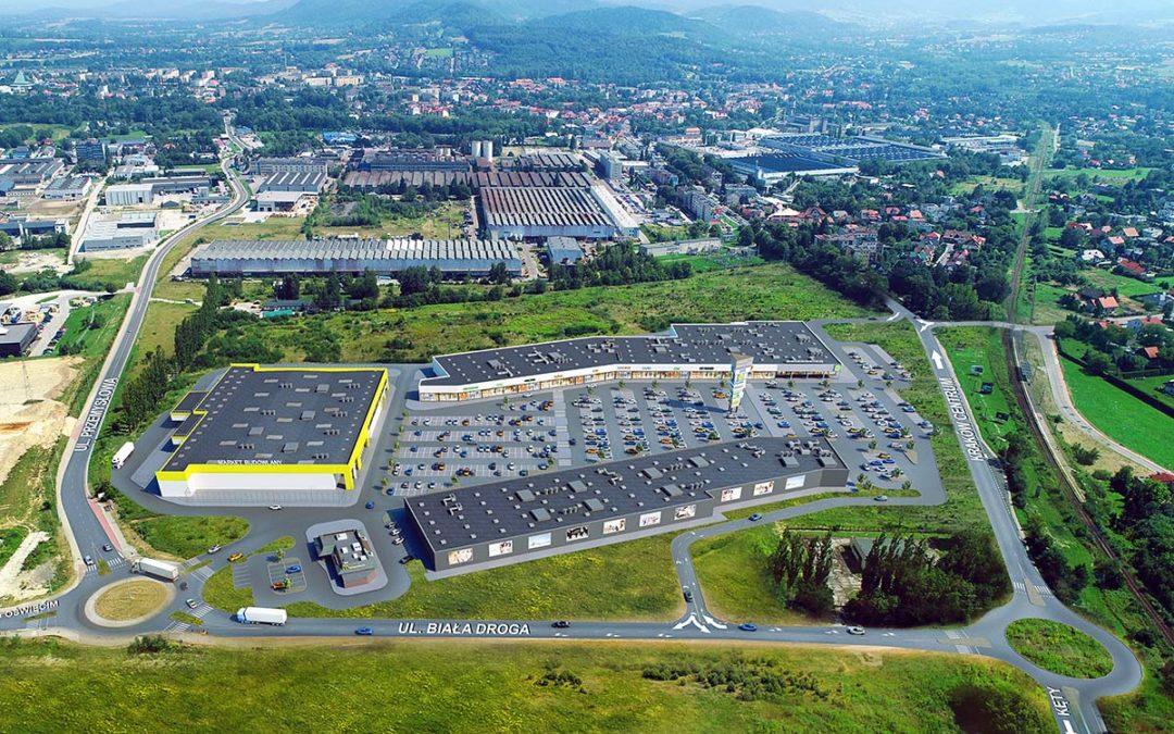Inwestor podtrzymuje swoje plany w sprawie budowy Galerii Andrychów