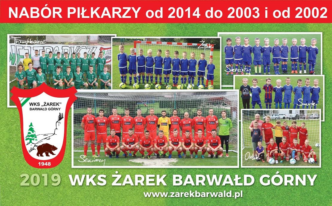 Piłkarze poszukiwani - od dzieci przez młodzież aż po seniorów.