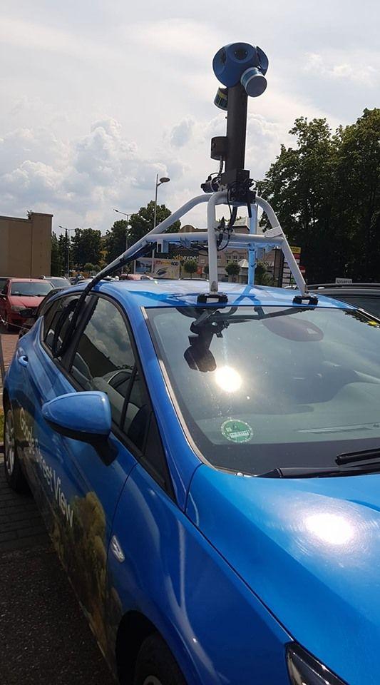 Samochód google krąży po Andrychowie i Wadowicach. Będzie aktualizacja map