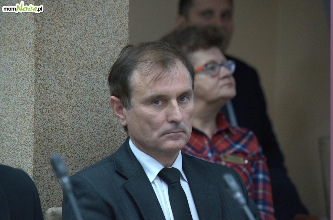 OSP Przybradz kością niezgody między radnym a przewdniczącym