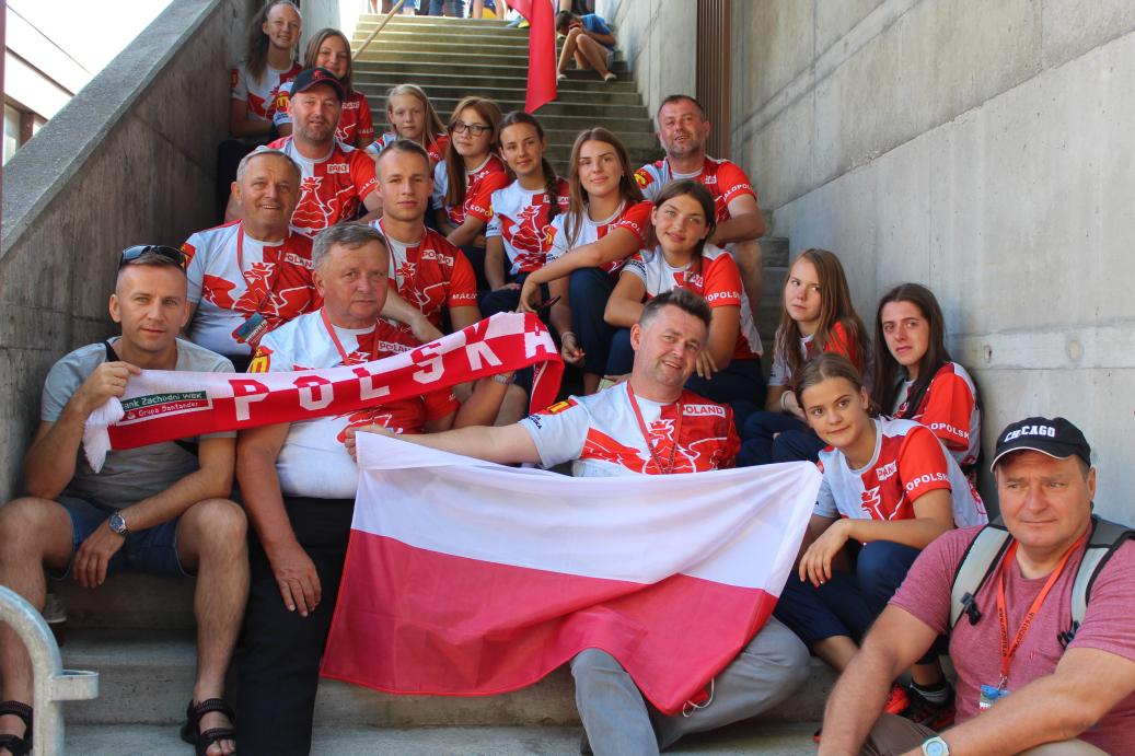 Druhny z OSP Przytkowice reprezentowały Polskę. Zajęły piąte miejsce na międzynarodowych zawodach [FOTO]