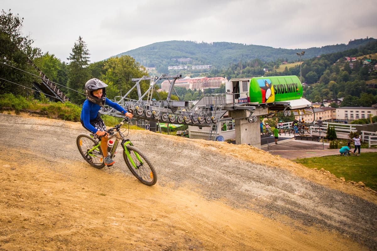 Kto chętny na trasę rowerową? Skolnity Ski&Bike zapraszają