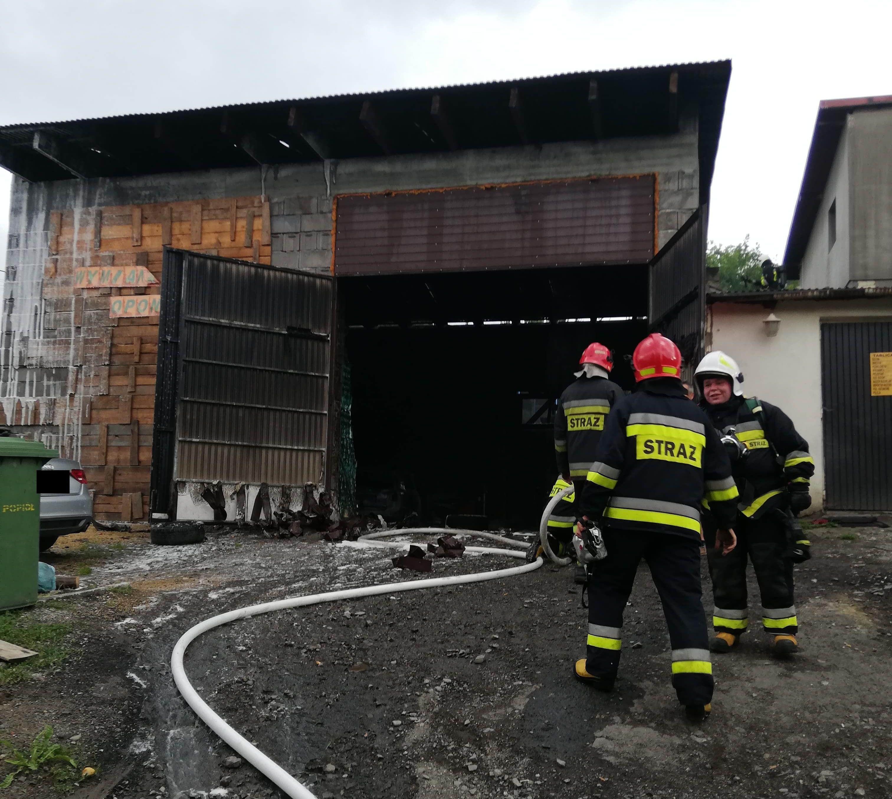 W pożarze stracił źródło utrzymania. Grupa przyjaciół zainicjowała akcję pomocy