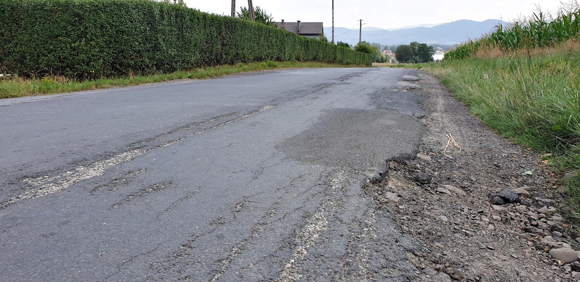 To jest właśnie ulica Dworska [FOTO]
