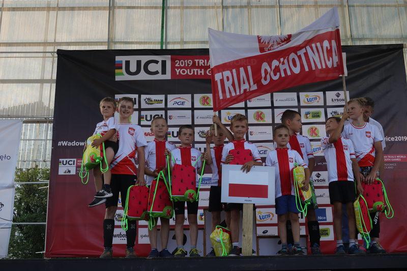 Hiszpanie triumfatorami pierwszego dnia Mistrzostw Świata w trialu [FOTO]