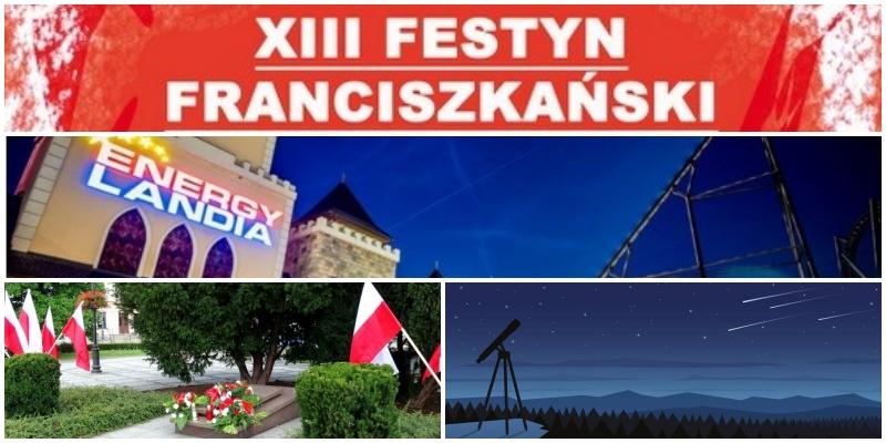 Sporo wydarzeń w regionie na dzień wolny od pracy, 15 sierpnia
