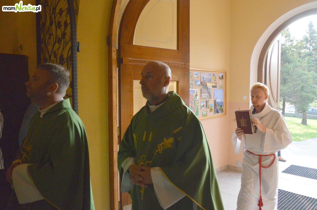 Pożegnano księży w Targanicach. Rozpoczyna się nowy etap w tej parafii