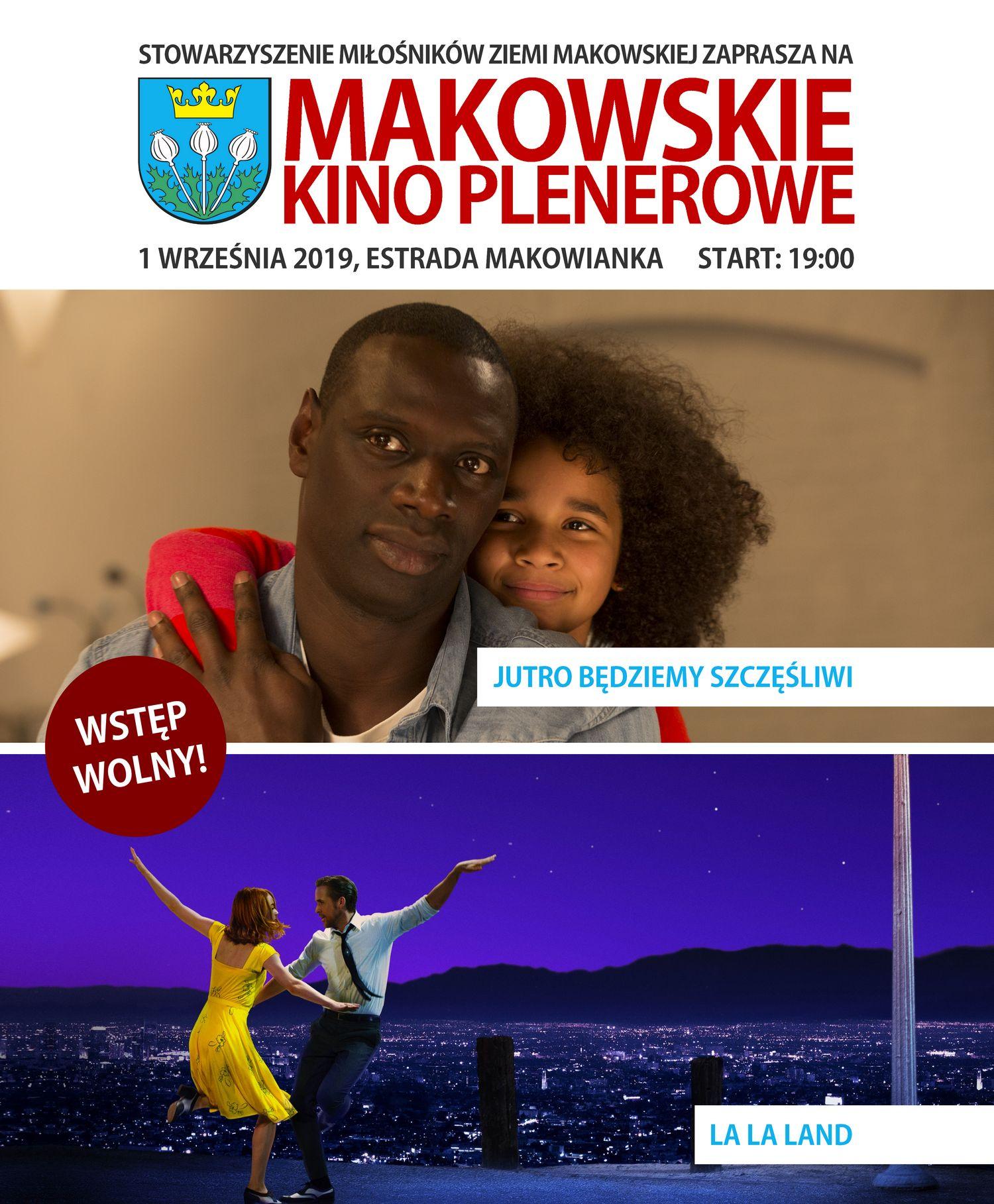 Filmowe hity na kinie plenerowym w Makowie Podhalańskim