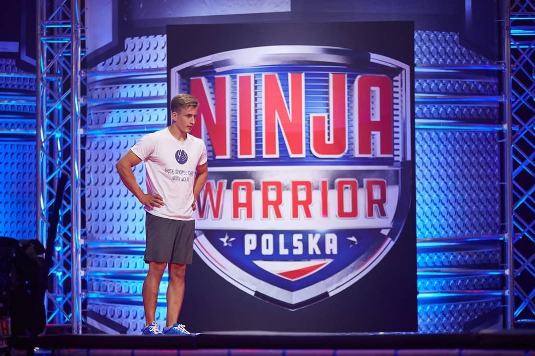 Absolwent andrychowskiego liceum Tomasz Sordyl w ekstremalnym telewizyjnym show