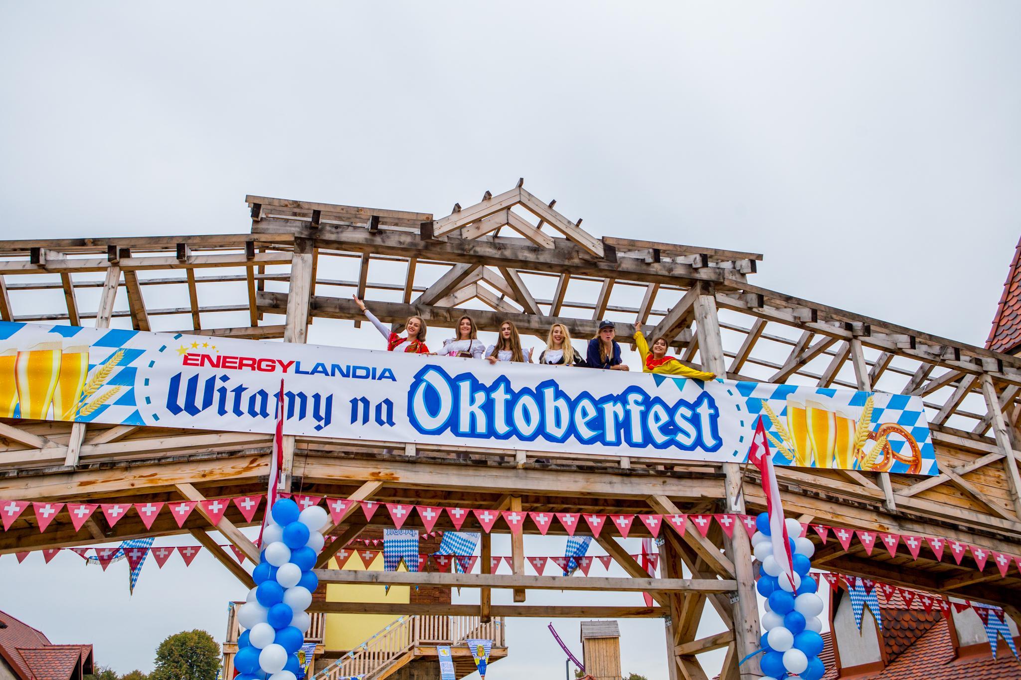Święto Piwa Oktoberfest w Energylandii! Zobacz szczegóły