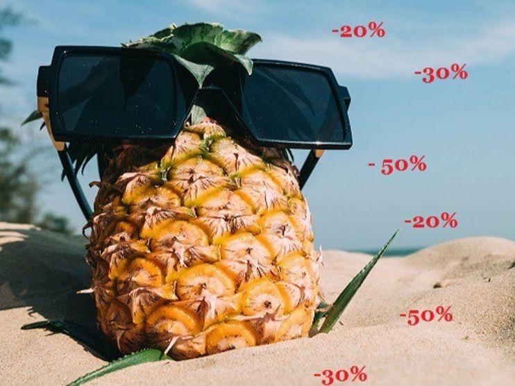 MEGA PROMOCJA NA WSZYSTKIE OKULARY PRZECIWSŁONECZNE DO -50%