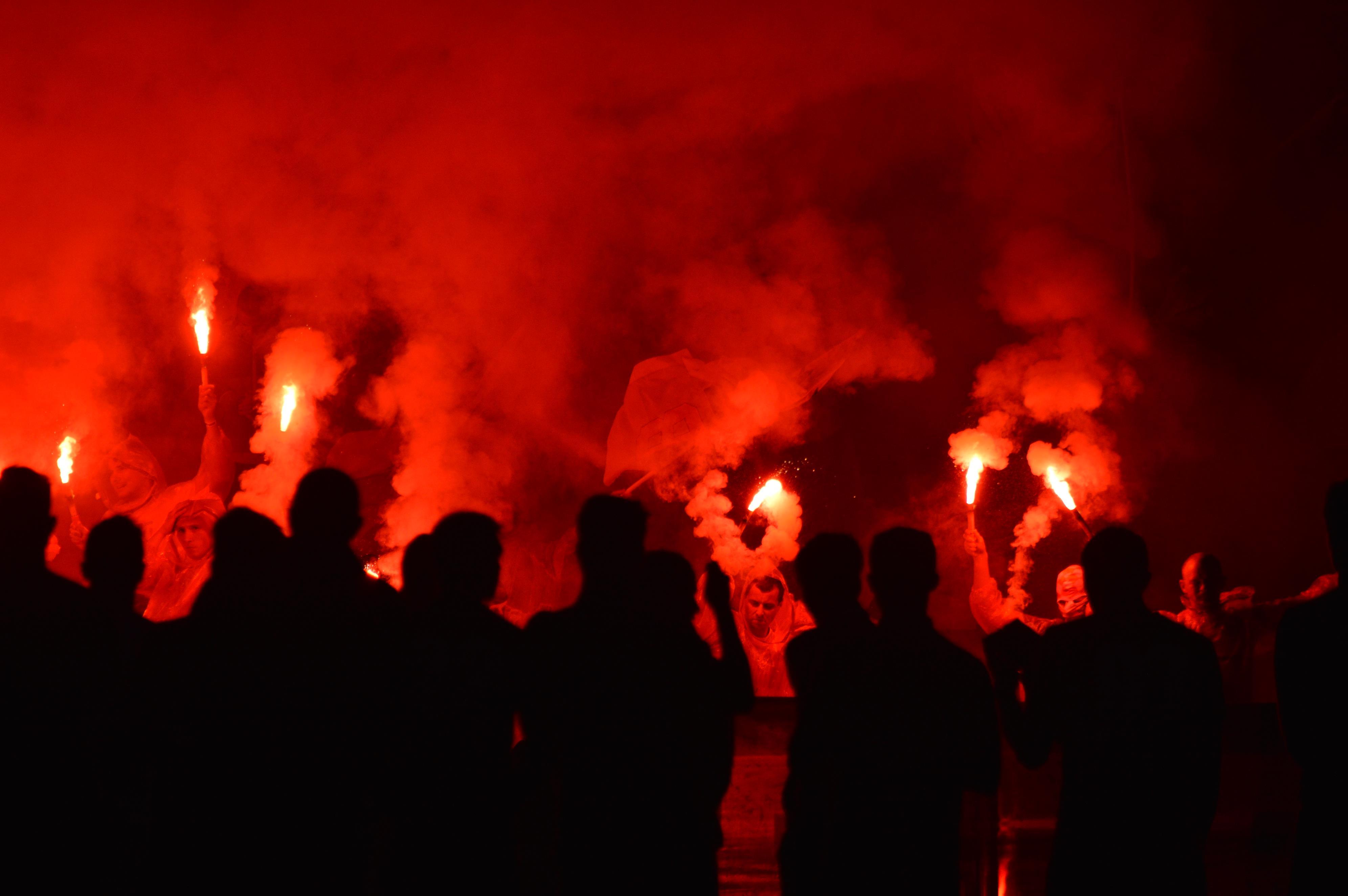 100-lecie Beskidu Andrychów. Tak świętowano [FOTO, VIDEO]