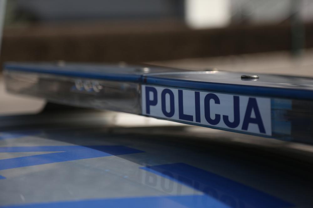 Pijak na motocyklu został zatrzymany przez innego kierowcę