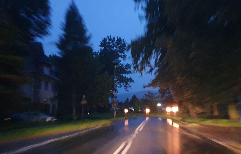 Znowu szwankuje oświetlenie uliczne