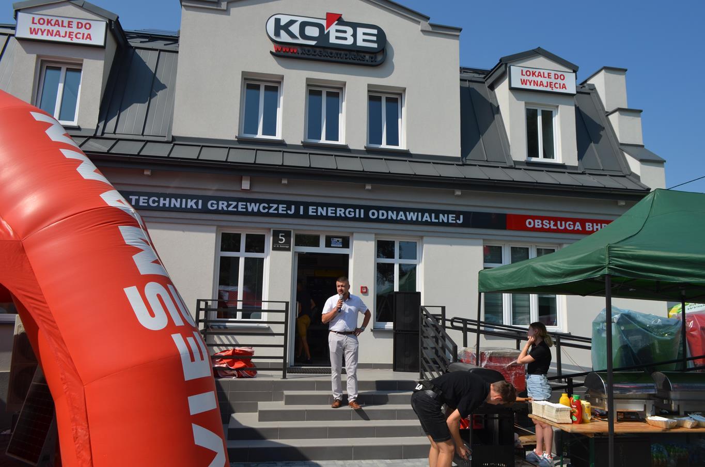Targi w nowej siedzibie firmy KOBE