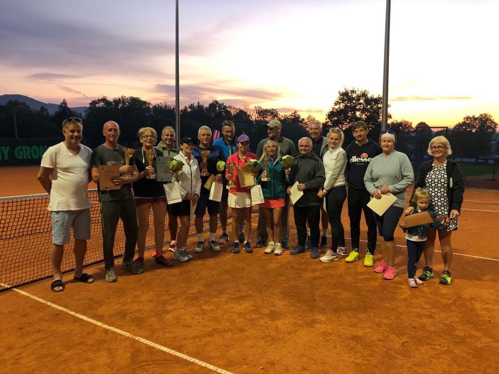 Turniej tenisowy w Andrychowie [FOTO]