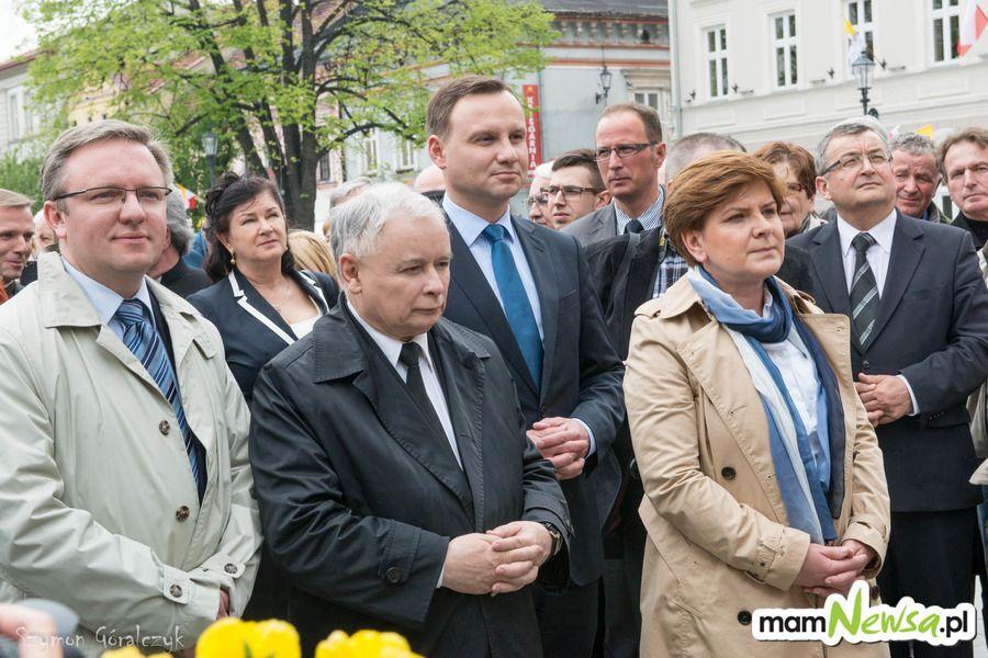 Jarosław Kaczyński ma przyjechać do Wadowic promować lokalnych kandydatów PiS [AKTUALIZACJA]