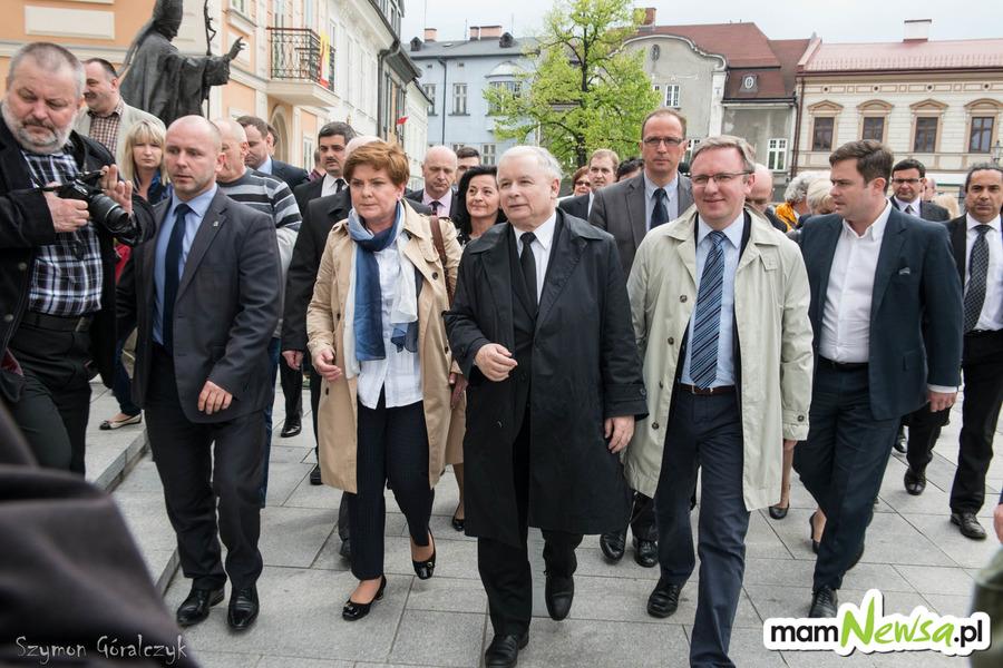 PiS robi w sobotę konwencję wyborczą w Wadowicach