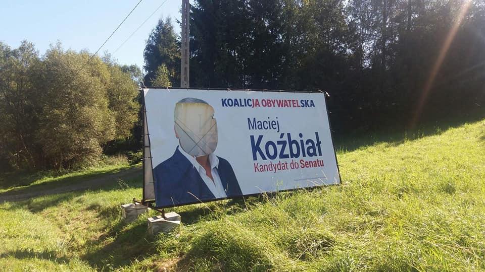 Brudna kampania wyborcza