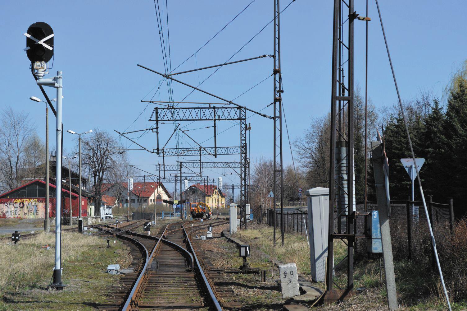 Jest firma chętna do remontu linii kolejowej pomiędzy Wadowicami a Andrychowem