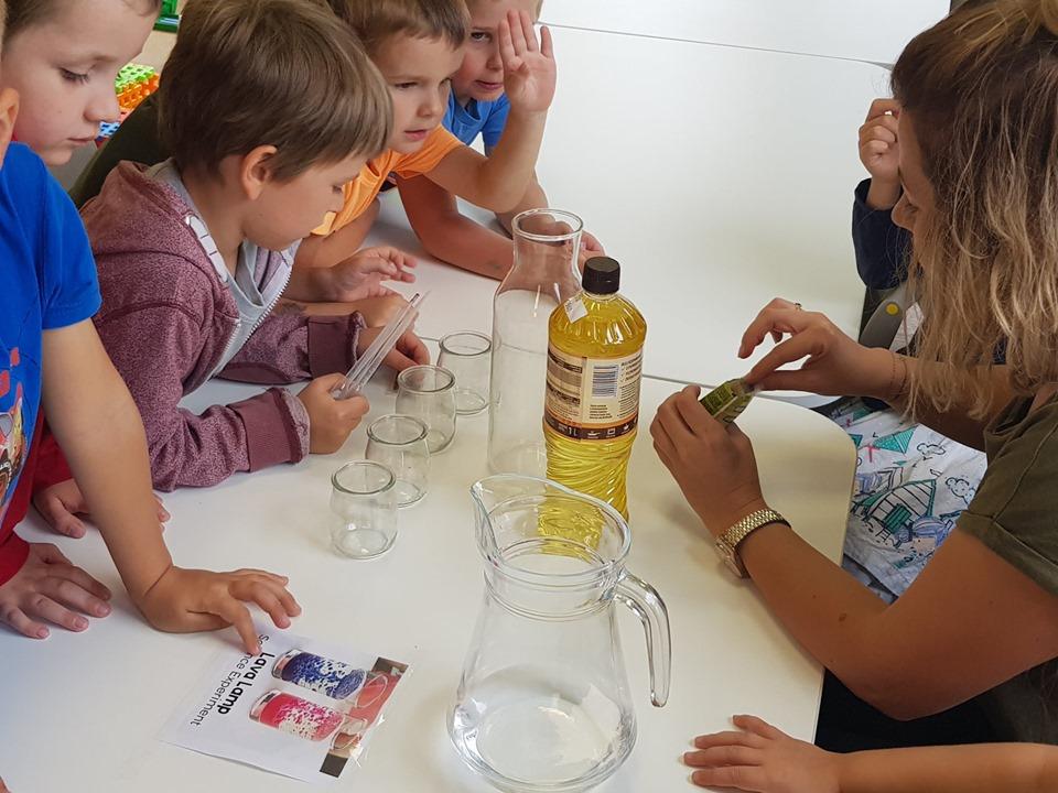 Akademia Dzieci Świata zaprasza wszystkie dzieci na zajęcia GO GREEN