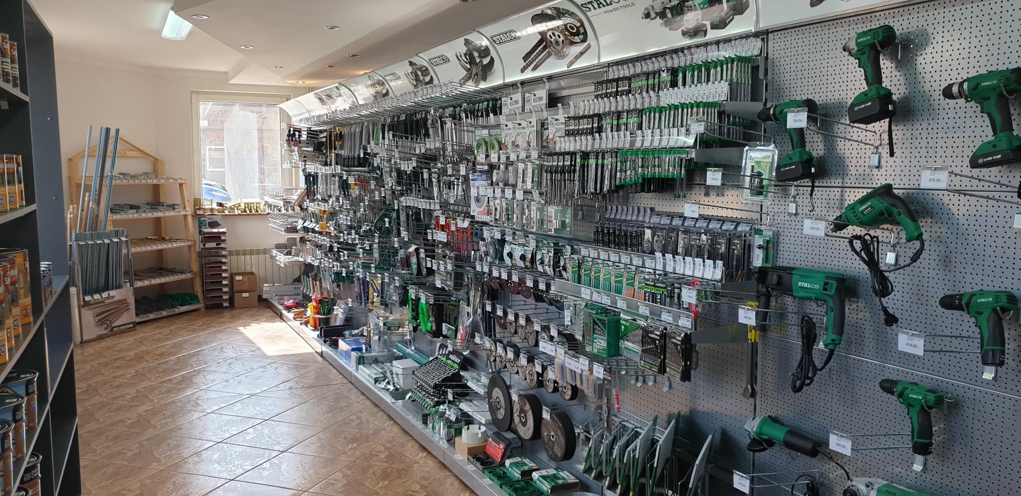 Nowy sklep z artykułami metalowymi i budowlanymi już czynny