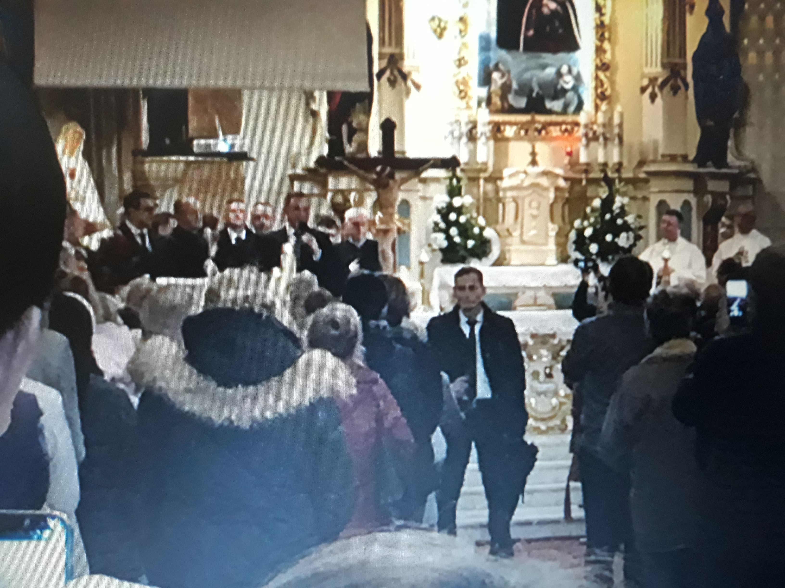 Prezydent Duda z wizytą w kościele w Andrychowie