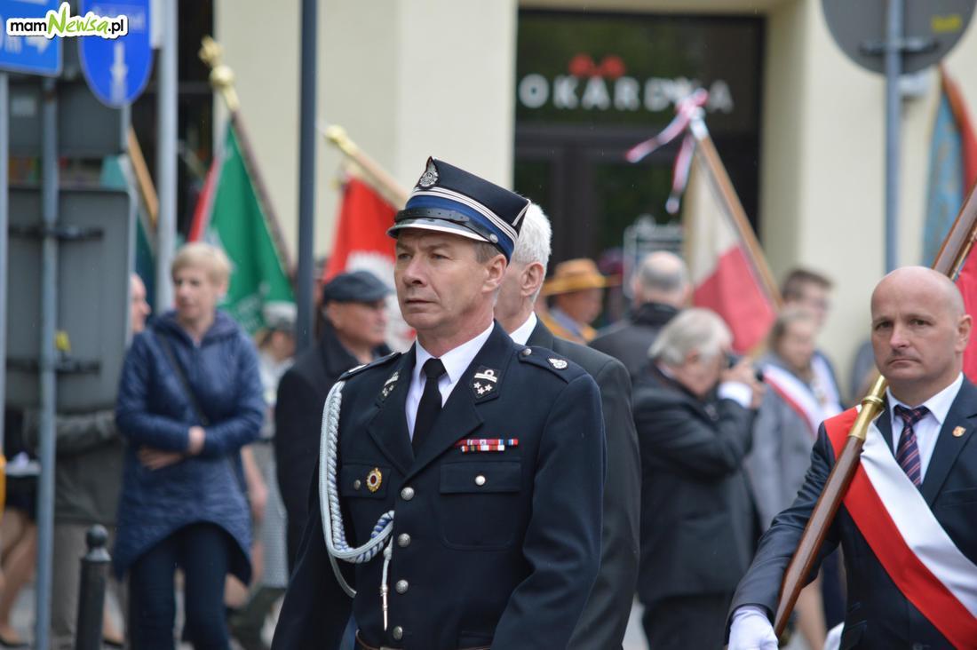 Najlepsi strażacy odznaczeni. Wśród nich dowódca z Andrychowa oraz strażacy z Zatora