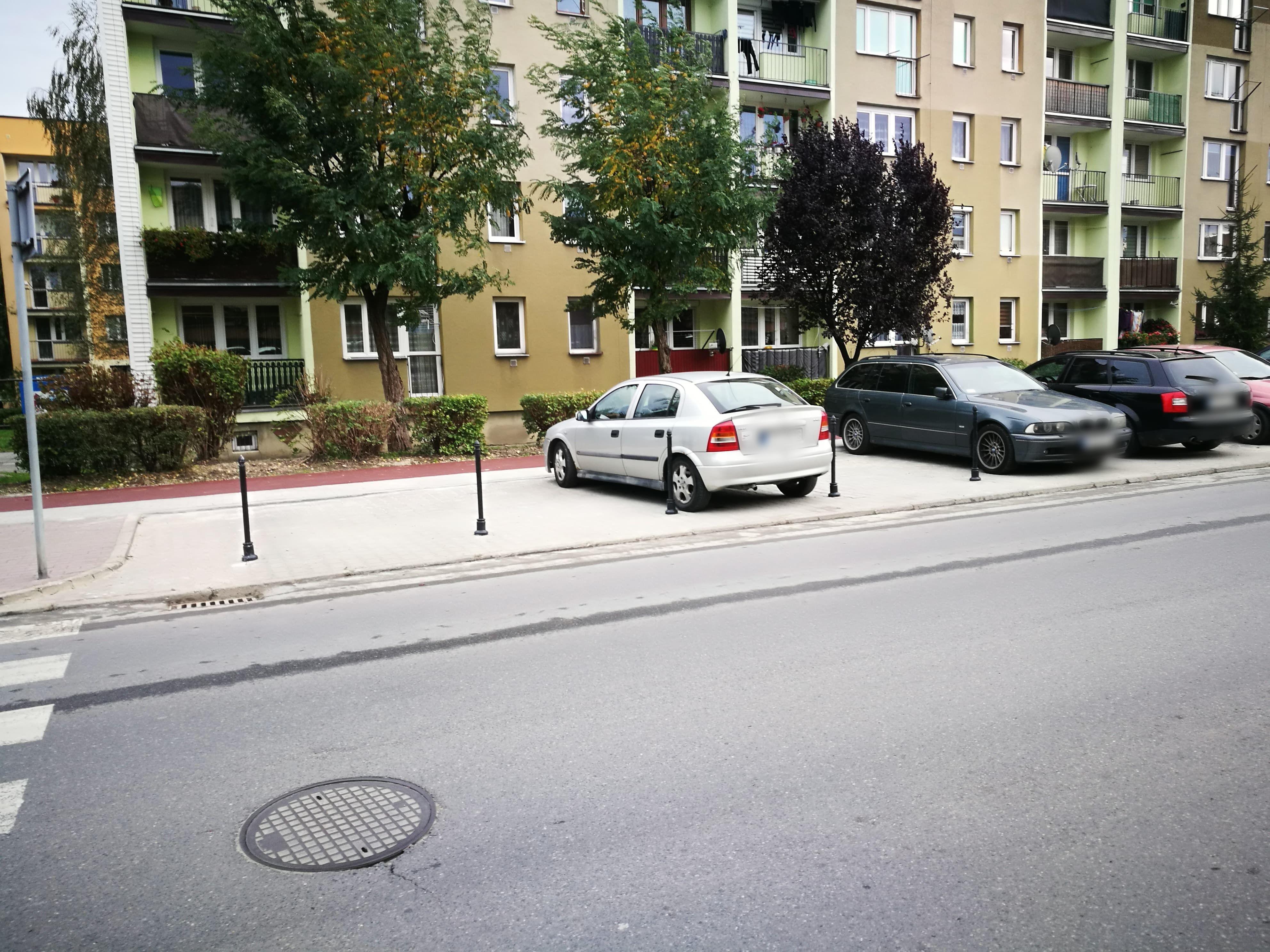 ZDJĘCIE DNIA. A kto powiedział, że nie można parkować?