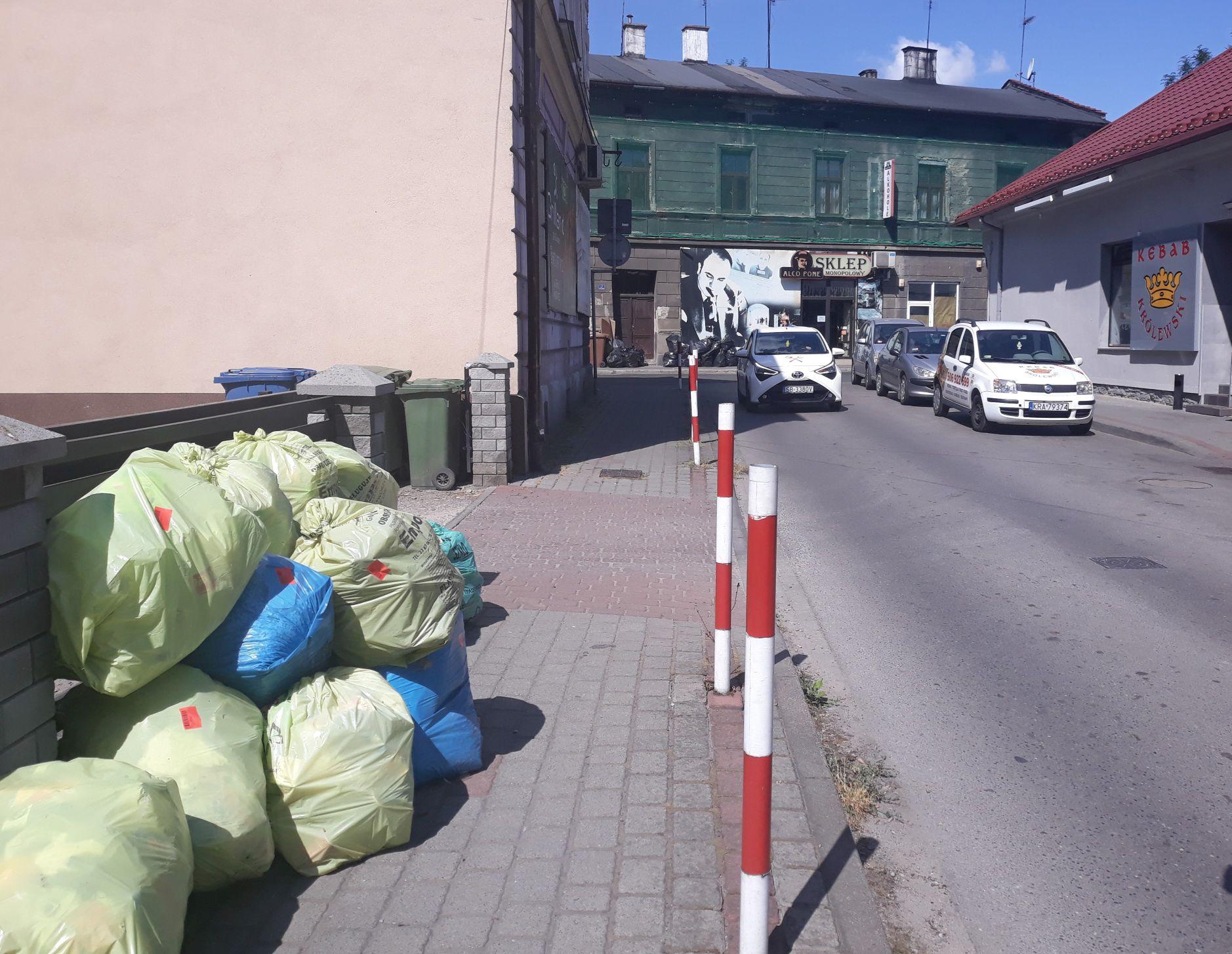 Podwyżka cen śmieci nielegalna?