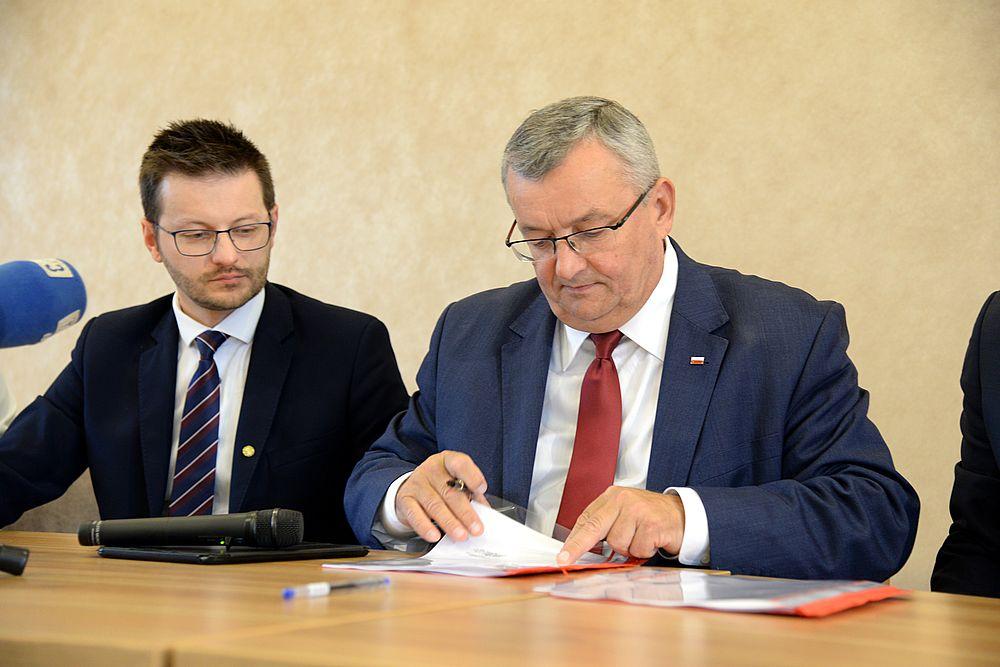 W Wadowicach powstanie kolejna obwodnica za 73 mln zł. A co z budową BDI?