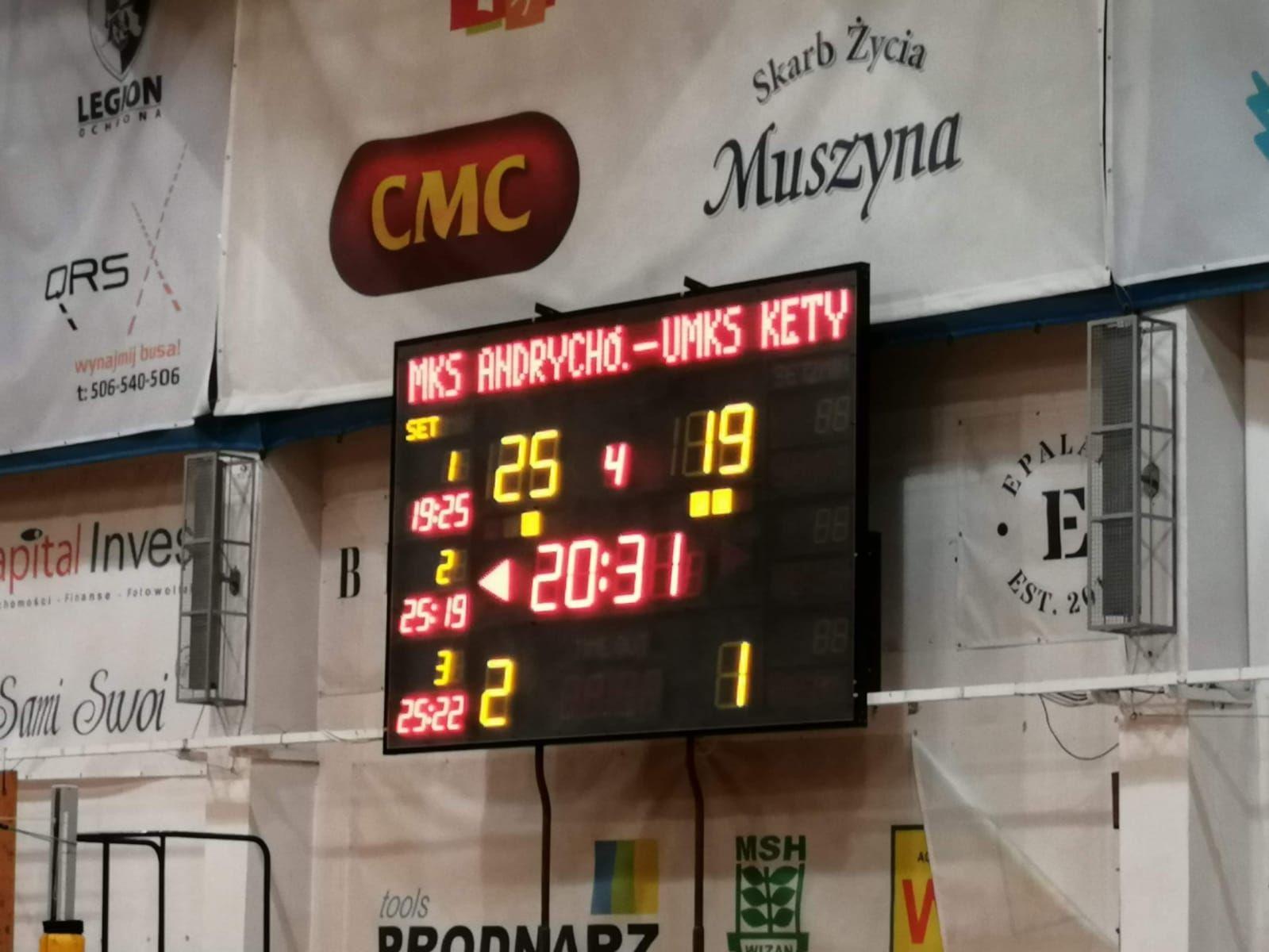MKS Andrychów wygrywa derbowy mecz z Kęczaninem [FOTO]