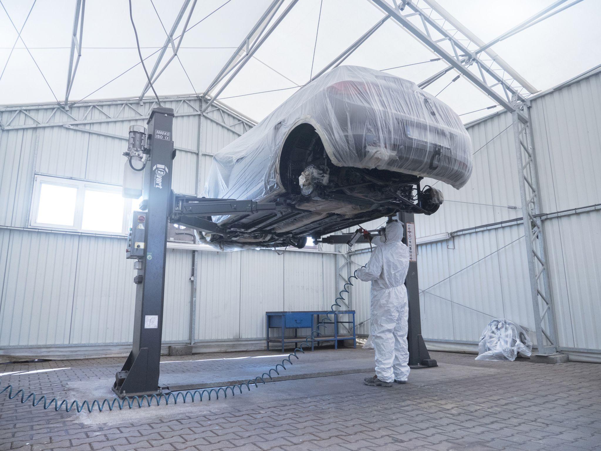 Przed zimą zadbaj o podwozie swojego samochodu!